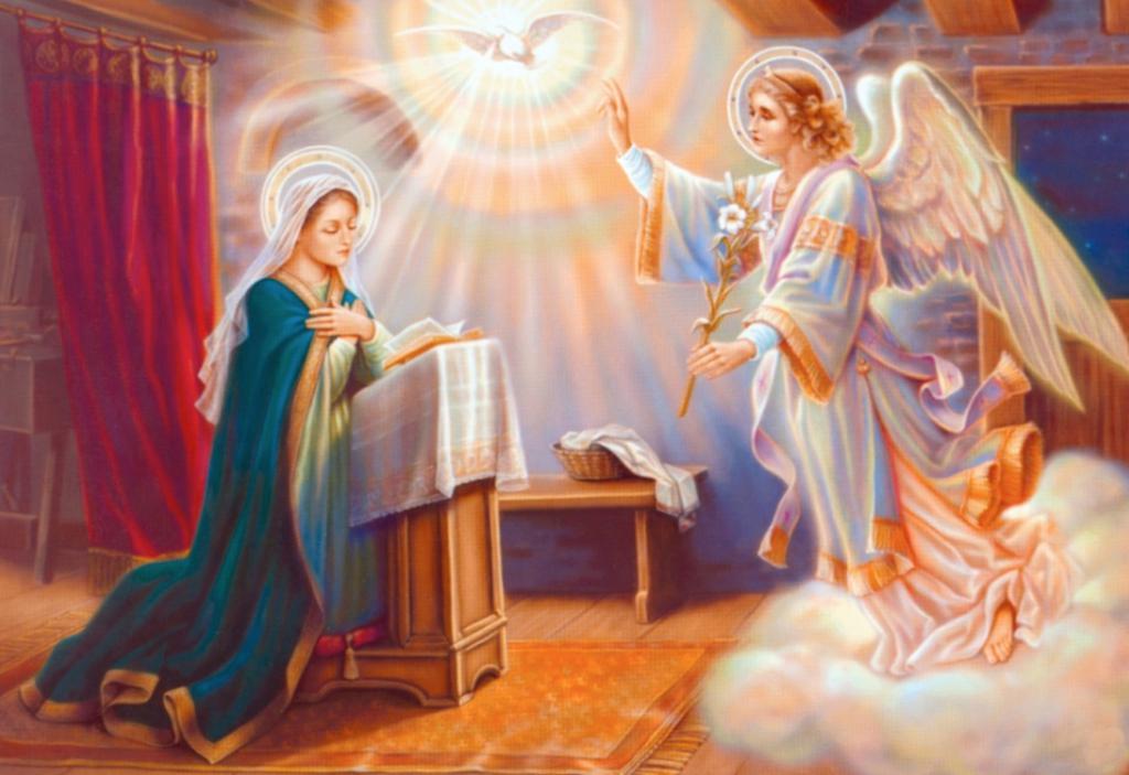 Благовещенье Пресвятой Богородицы в 2019 году