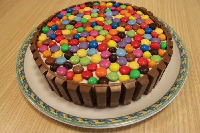 торт с днем матери