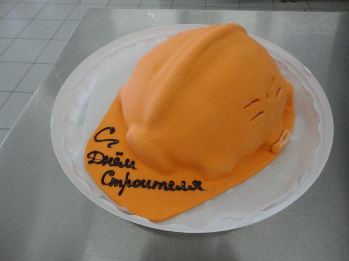 торт с днем строителя