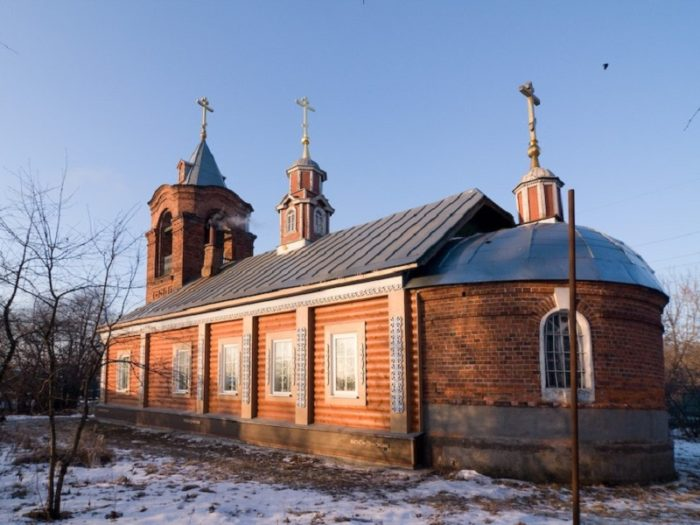 Храм Рождества Пресвятой Богородицы в Московской области