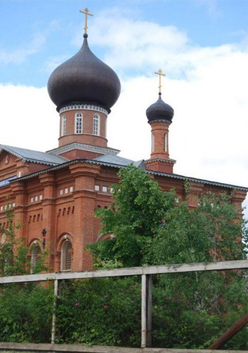 Храм Рождества Пресвятой Богородицы в Зуево
