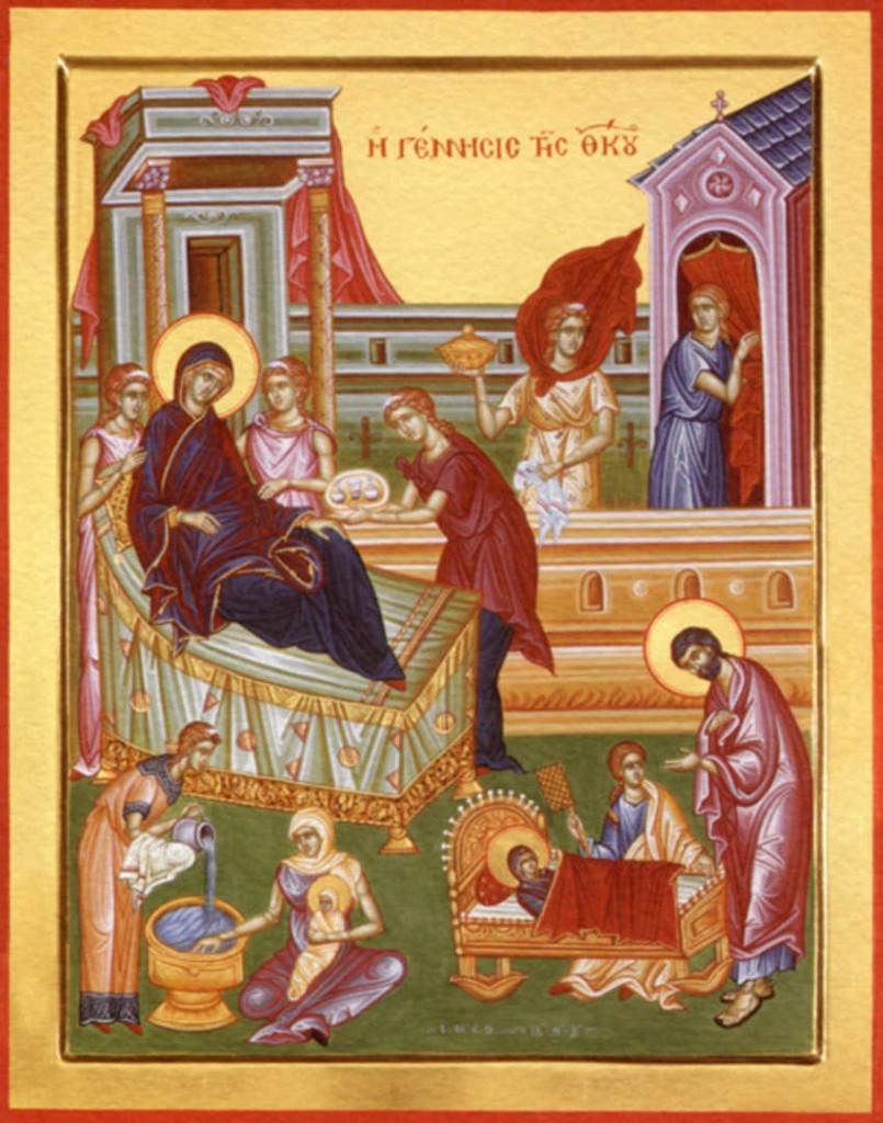 лет картинка рождество пресвятой богородицы икона для малыша желаем