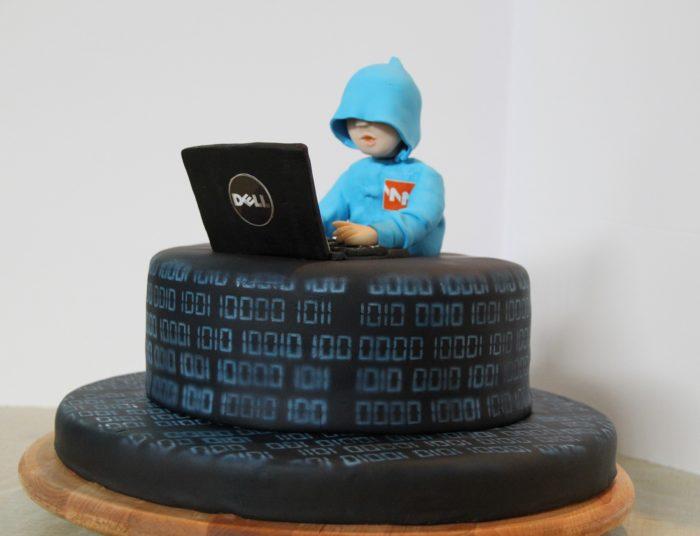 торт в день программиста