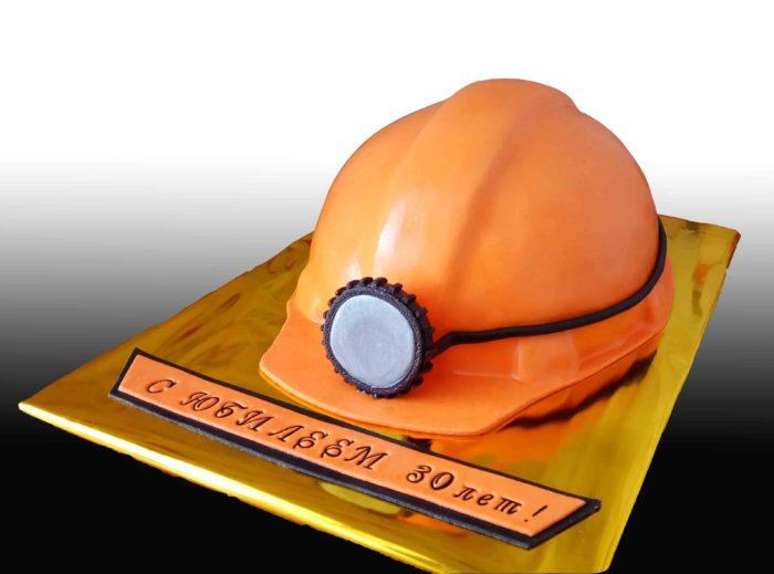 торт на день шахтера
