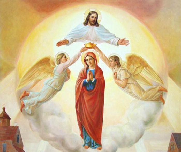 Успение Святой Богородицы