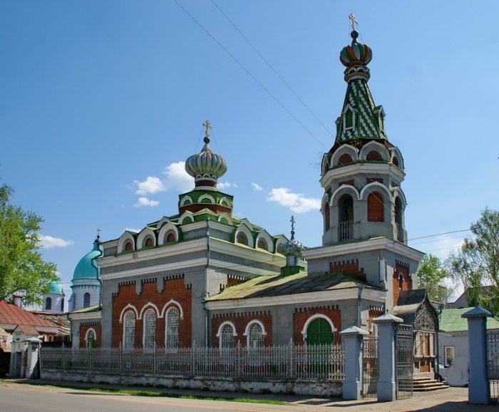 храм Успения Святой Богородицы