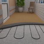 Теплый пол на балконе, лоджии, монтаж и утепление