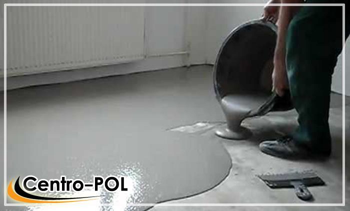 полимерный полиуретановый пол