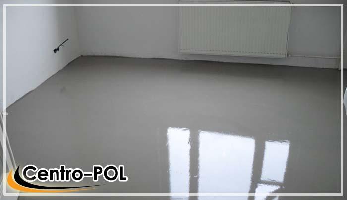 Зачем нужны наливные полы для гараж полиуретановые краски для окраски дверей