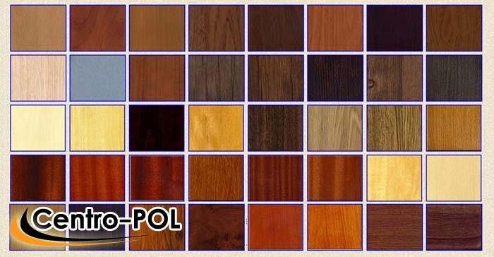 цветовые варианты ламината