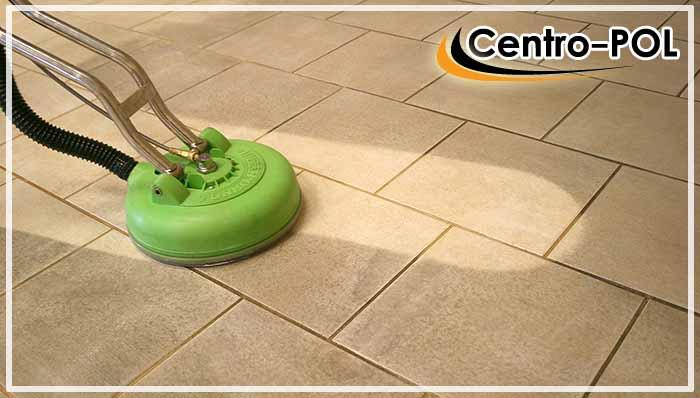 как отмыть плитку на полу