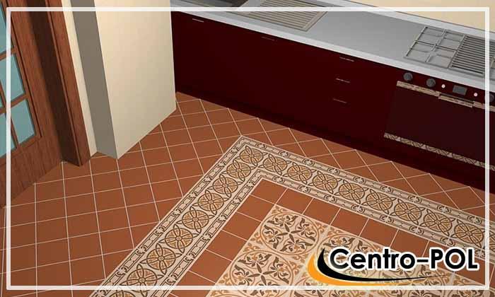 раскладка плитки на полу онлайн