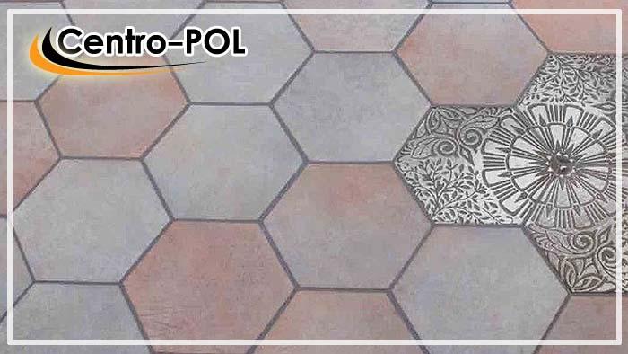 шестигранная плитка для пола