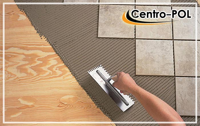 Укладки плитки на деревянное основание