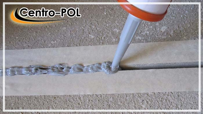Герметик под плитку на пол, полиуретановый, для дерева и швов