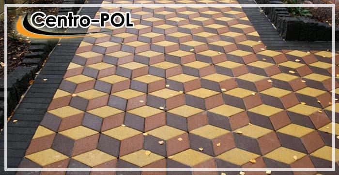 тротуарная плитка 3д технология изготовления видео