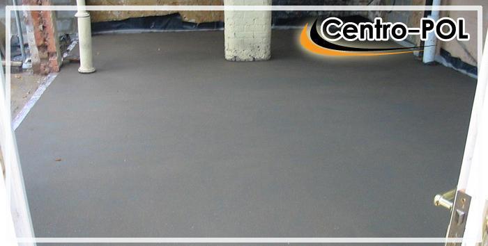 промышленные бетонные полы цена