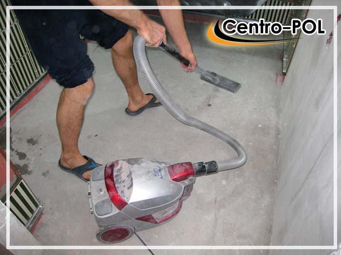 ремонт бетонного пола на складе