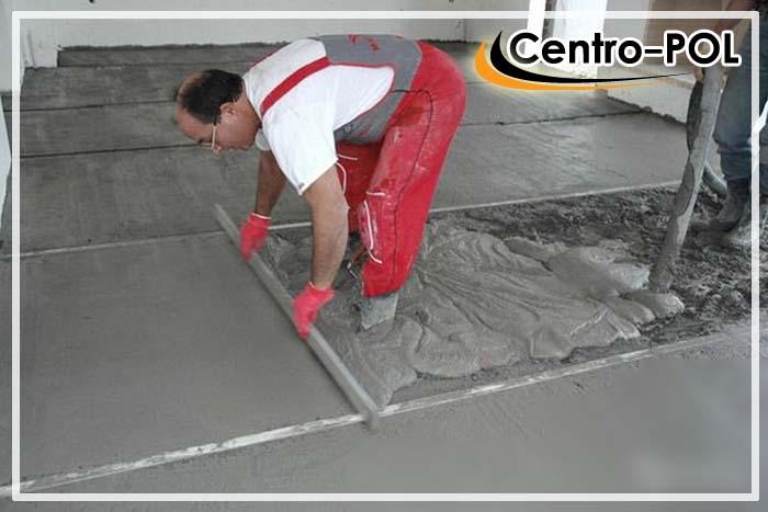 осб плита на бетонный пол