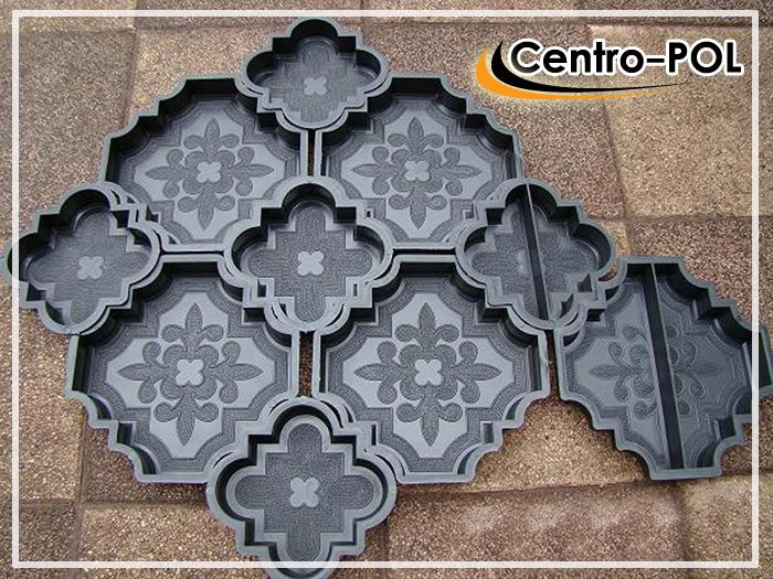 производство 3d тротуарной плитки