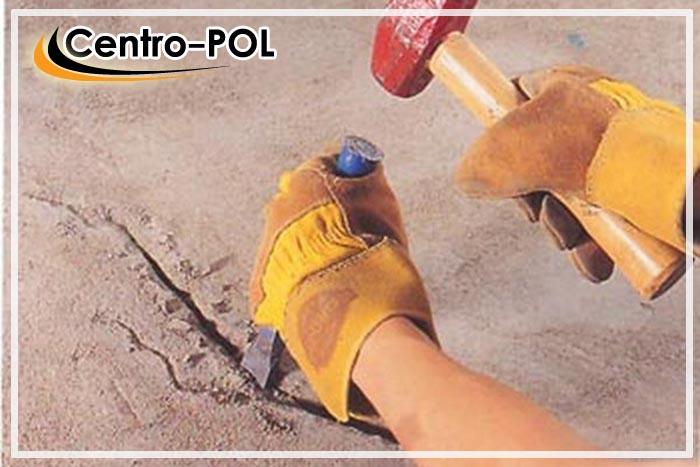 крошиться бетонный пол