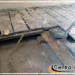 ремонт пола в доме с деревянными перекрытиями