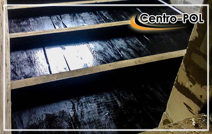 гидроизоляция деревянного пола первого этажа