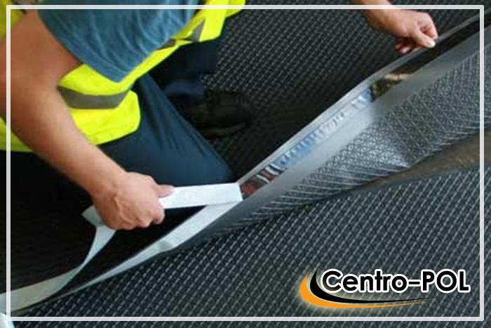 прокладка бетонного пола минеральной ватой без гидроизоляции