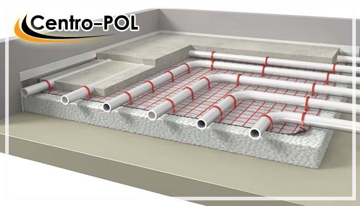 как сделать пол на бетонной плите