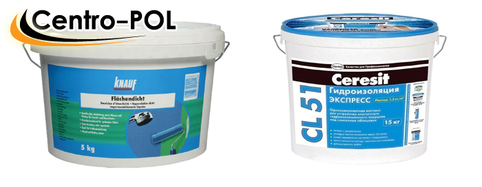гидроизоляция пола в ванной комнате материалы цена