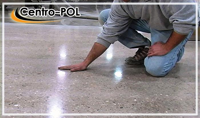 цементные полы пыль