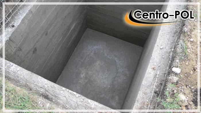 бетонные полы в погребе