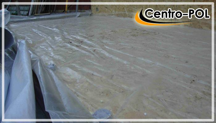 бетонная стяжка по деревянному полу