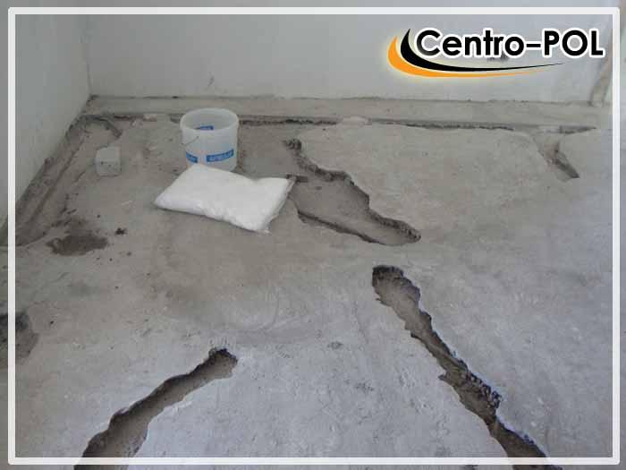 стоимость бетонной стяжки пола за квадратный метр