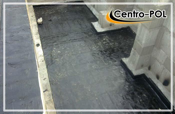 бетонные пол над подвалом