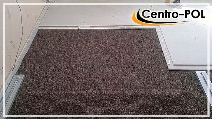 как сделать теплый бетонный пол