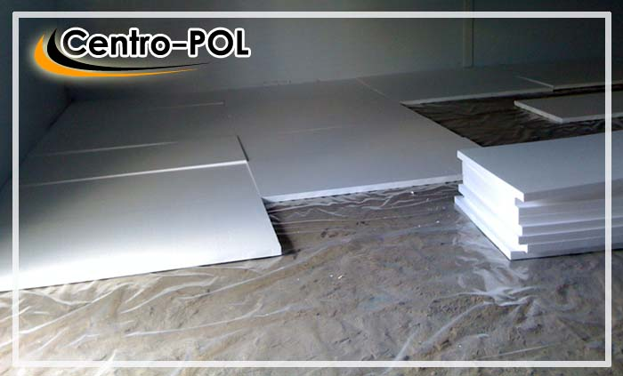 изготовление бетонных полов