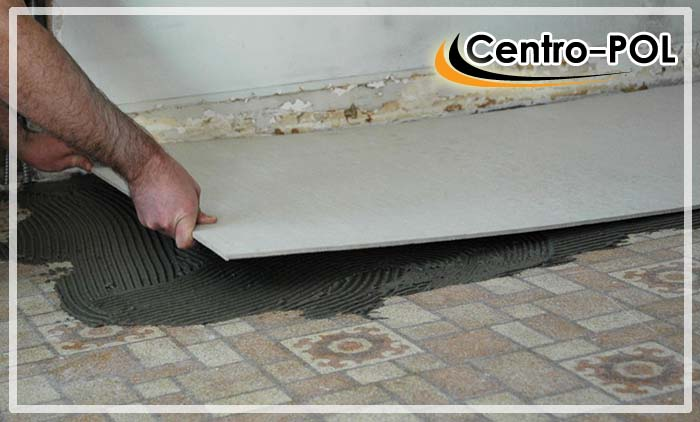 осб на бетонный пол