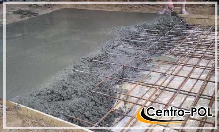 Как залить пол в подвале бетоном