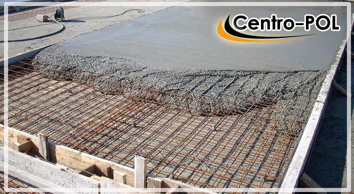 виды бетонных полов