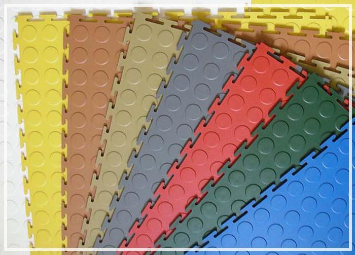 Многофункциональное и универсальное модульное напольное покрытие