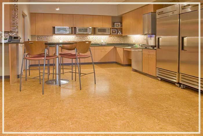 Пробковые полы на кухне плюсы и минусы покрытия