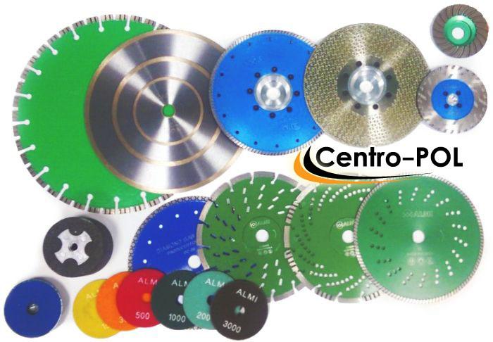 алмазные диски для сухой резки керамогранита