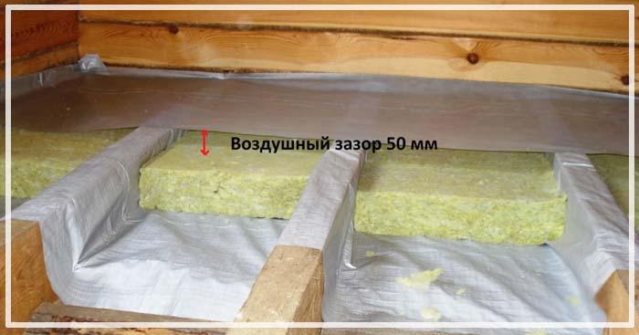 как сделать деревянный пол в бане долговечным