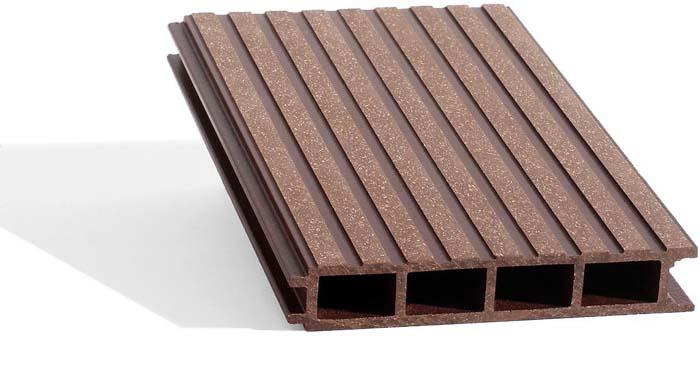 Полы на террасе из палубной доски