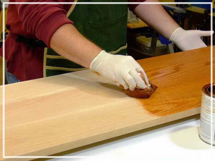 Обработка доски своими руками