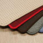 Оверлок ковролина своими руками на дому и обработка