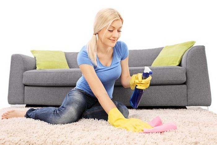 средство для чистки ковролина