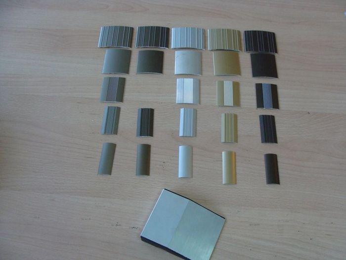 алюминиевый плинтус для пола цена