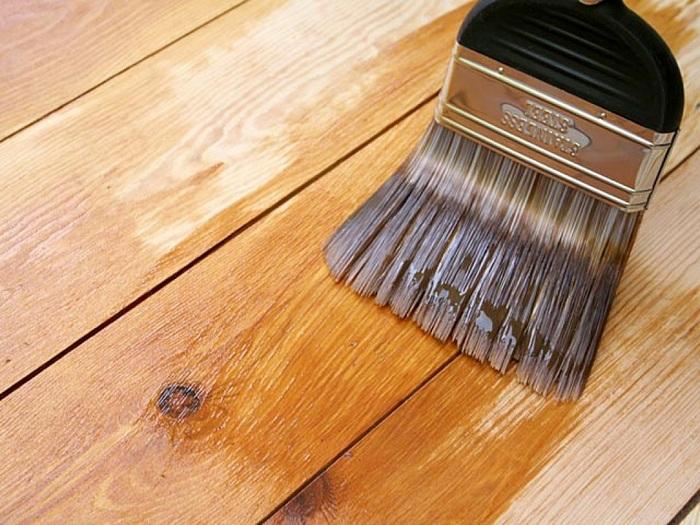 каким лаком покрыть осб плиту на полу
